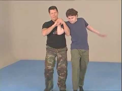Instructional clip: Combat Survival Krav Maga - YouTube