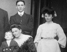 The State library of Victoria has a wonderful family history collection. It is the perfect place to start your search or the place to make more in-depth research