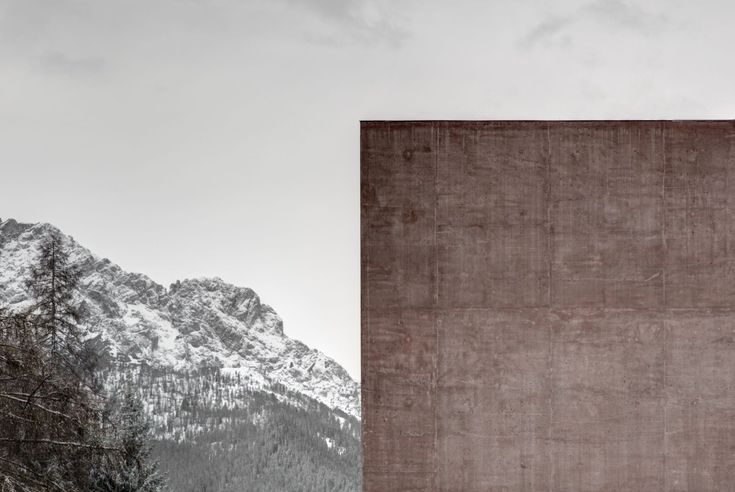 Pedevilla . new fire station . Vierschach (6)