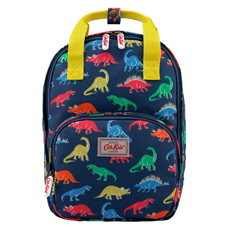 Dino Stamps Kids Medium Backpack | New In Kids | CathKidston