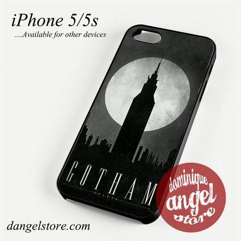 Gotham City Phone case for iPhone 4/4s/5/5c/5s/6/6 plus