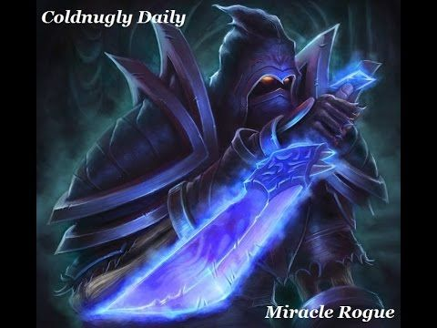 [Hearthstone] Coldnugly Daily: Miracle Rogue