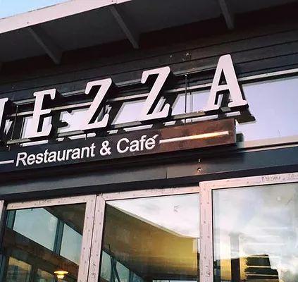 Mezza.fi - Välimerellinen Ravintola  Kahvila - Lounas Buffet -Leppävaara