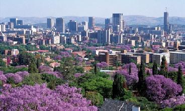 South Africa - Pretoria