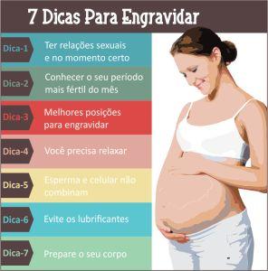 7dicas para engravidar