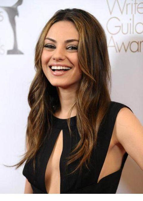 The 100 Hottest Women Of All Time Hair Pinterest Mila Kunis