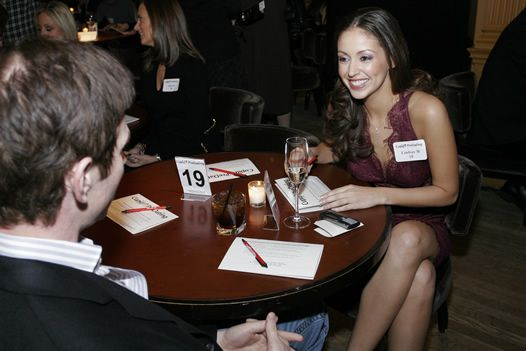 Next Level Speed Dating: DashingDate - Are you looking for