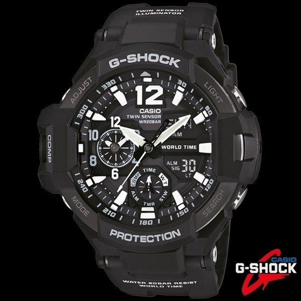 Casio G-Shock Gravity Master GA-1100-1AER