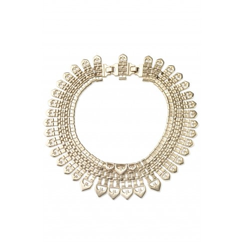 Stella & Dot LIMITED EDITION - Fatima Necklace 50% off with promo code PEOPLESD