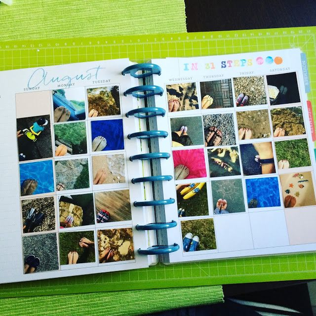 something creative: August preview ideas