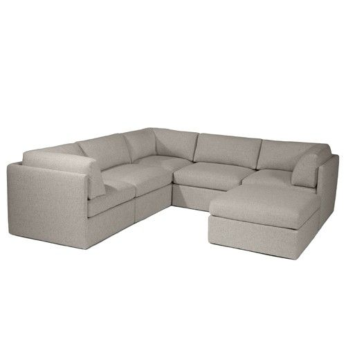 Design Classic Pit Sectional Sofa