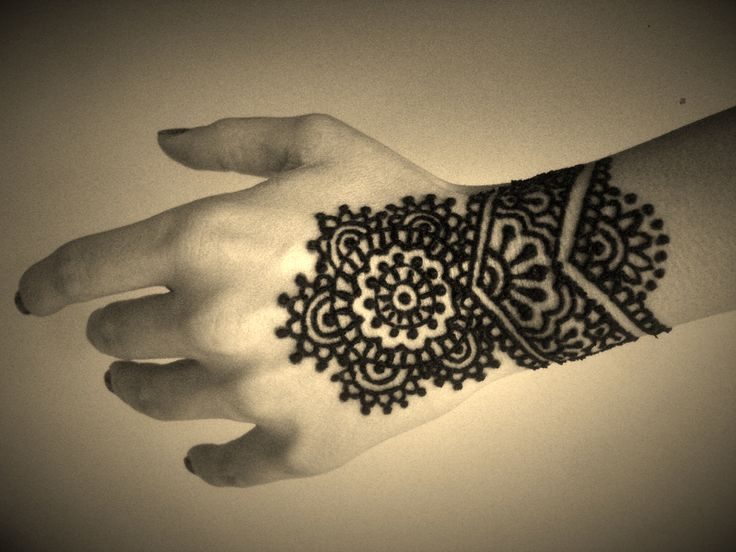 Self Henna