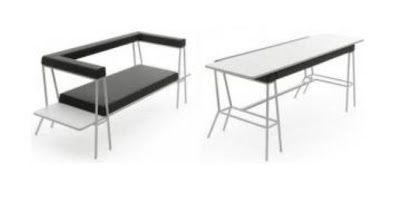 Como hacer un sillon mesa convertible doble uso vctry - Como hacer una mesa abatible ...