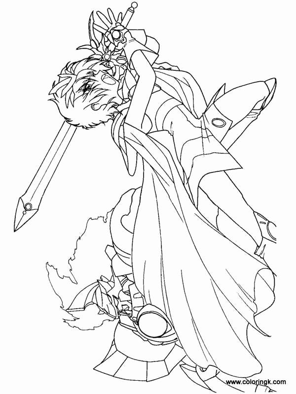 Search Results » Anime Printable Coloring Pages | Witch coloring ... | 800x600