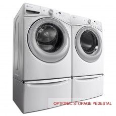 Amana® 4.8 CU. FT. I.E.C. Energy Star® Qualified front load washer NFW5800DW & 7.3 CU. FT. Electric Dryer YNED5800DW