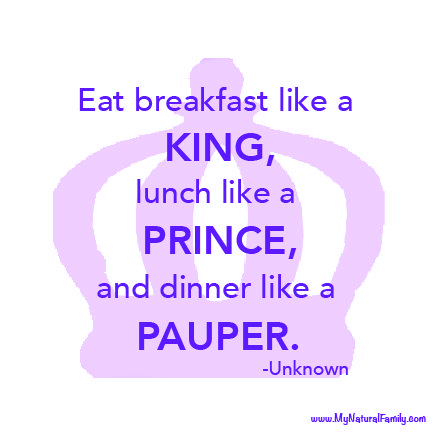 importance of breakfast facts