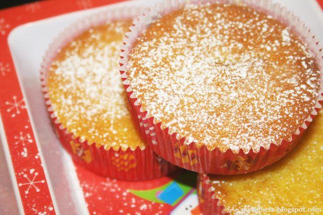 Melegueta...                      piccole ricette per un matrimonio (quasi) perfetto: Tortine allo yogurt al profumo di arancia