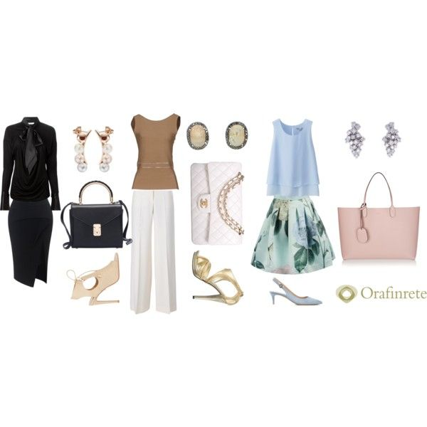 Graduation Look! by orafinrete on Polyvore