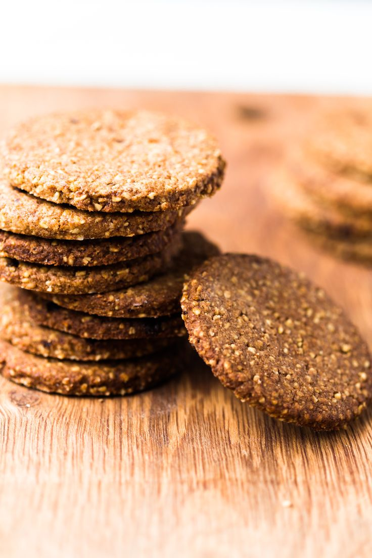 Digestive biscuits are the perfect little companions for afternoon tea or as a snack in the office.