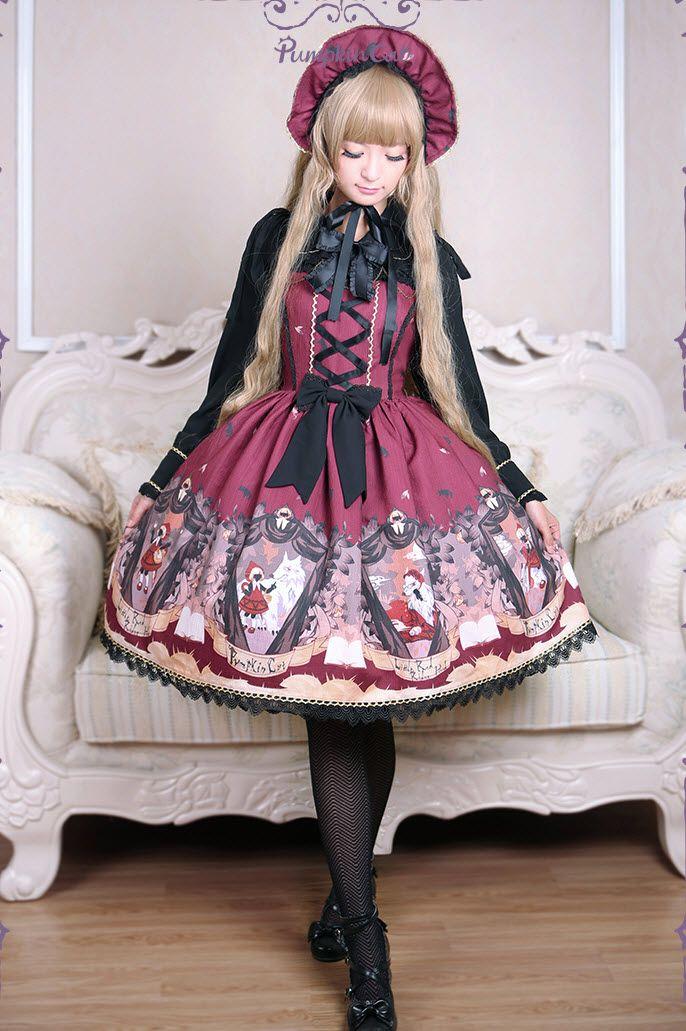 ---#LolitaUdpate: Pumpkin Cat™ is BACK! ---[-✈-Fast Ship, Nice Quality, Affordable Prices-✔-] ---Start Browsing >>> http://www.my-lolita-dress.com/pumpkin-cat