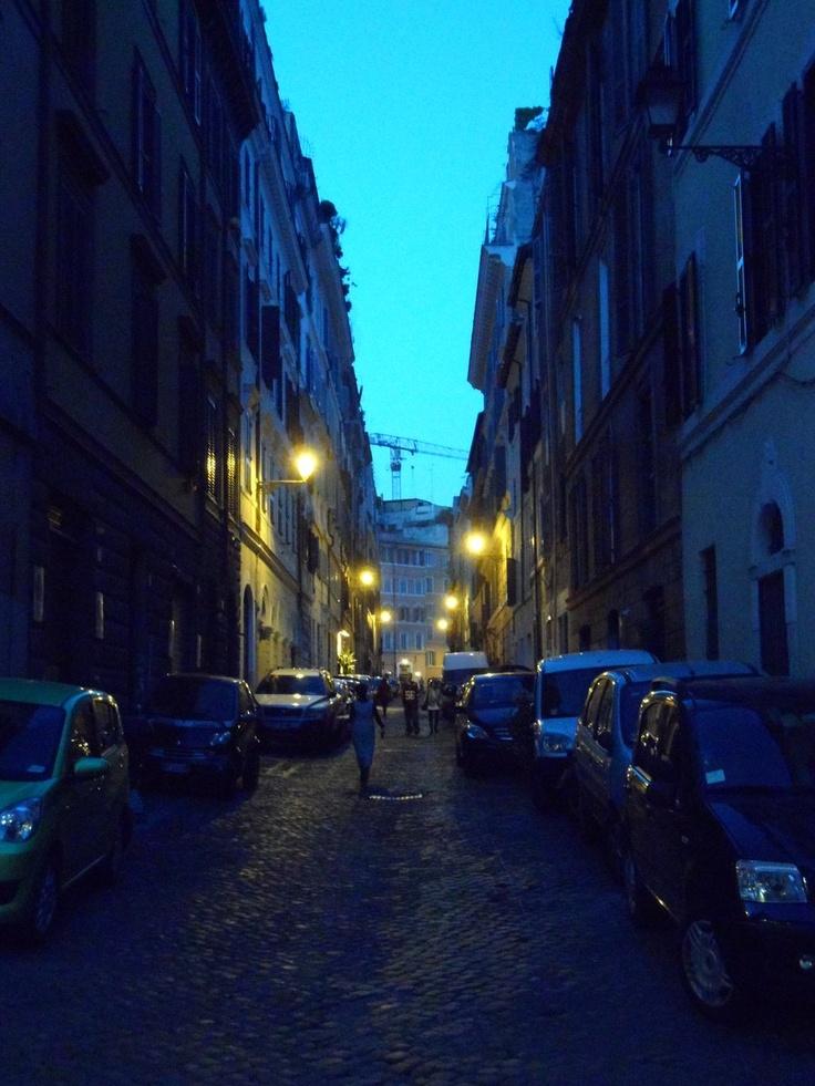 Rome, Monti - Roma, rione Monti