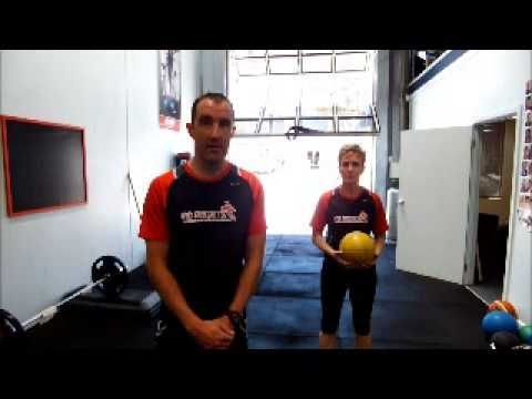 Strength Training Exercises To Improve Ability For Walking Up Stairs - YouTube
