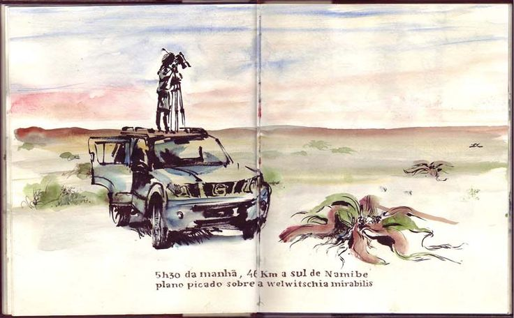 desenhos do dia: Travel, Art Journals, Carnet De, Travel Art, Handmade Books