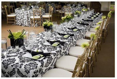 Wedding Deco Mariage: Le mariage baroque