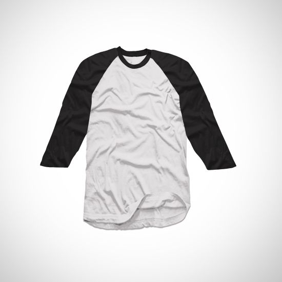 Raglan Black White Tee | Click http://tees.co.id/products/detail/17619?utm_source=pinterest-social&utm_medium=social&utm_campaign=product  #shirt #tshirt #tees