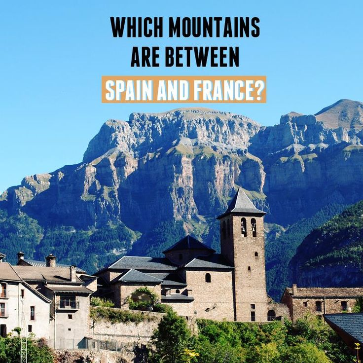 #Quiz :  Which mountains are between Spain and France?  #MeraEvents #Spain #France