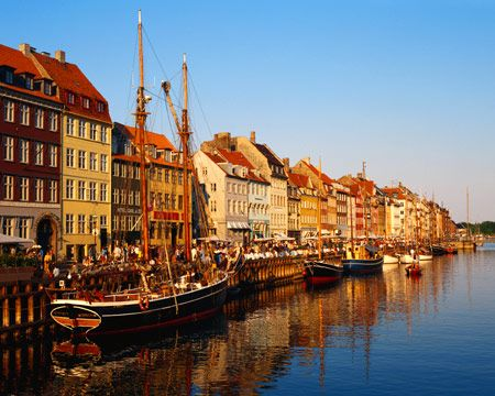Copenhagen, Denmark. New destination spot since my brother is moving there.