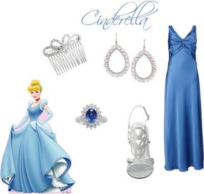 Disney Princess Inspired Outfits Series! Week 2.5: Cinderella