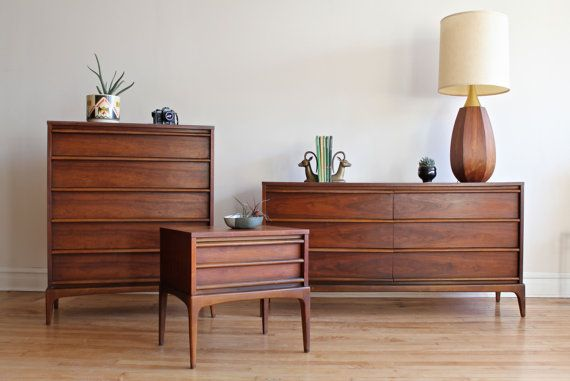 mid century modern bedroom set by lane by sharkgravy on 16189 | 8f21286f32bfc0abb31d0a503f59182e