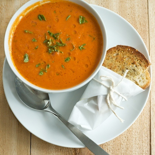 Best Tomato Soup EVER!