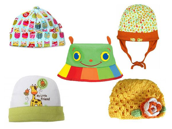 The now-hot-and-now-cold weather can take a toll on your little baby's health. To keep her away from chilly winds and heat showers, shield her soft tuft of hair and tiny ears. We have gone a step further and scouted for some adorable caps that will help your baby stay protected and look cuter than ever. Here are some fancy caps you can find online. Grab them before they go out of stock. Don't Miss: Adorable Baby Toys for Your Cuddly Infant