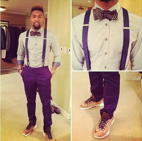 Image result for Odell beckham outfit