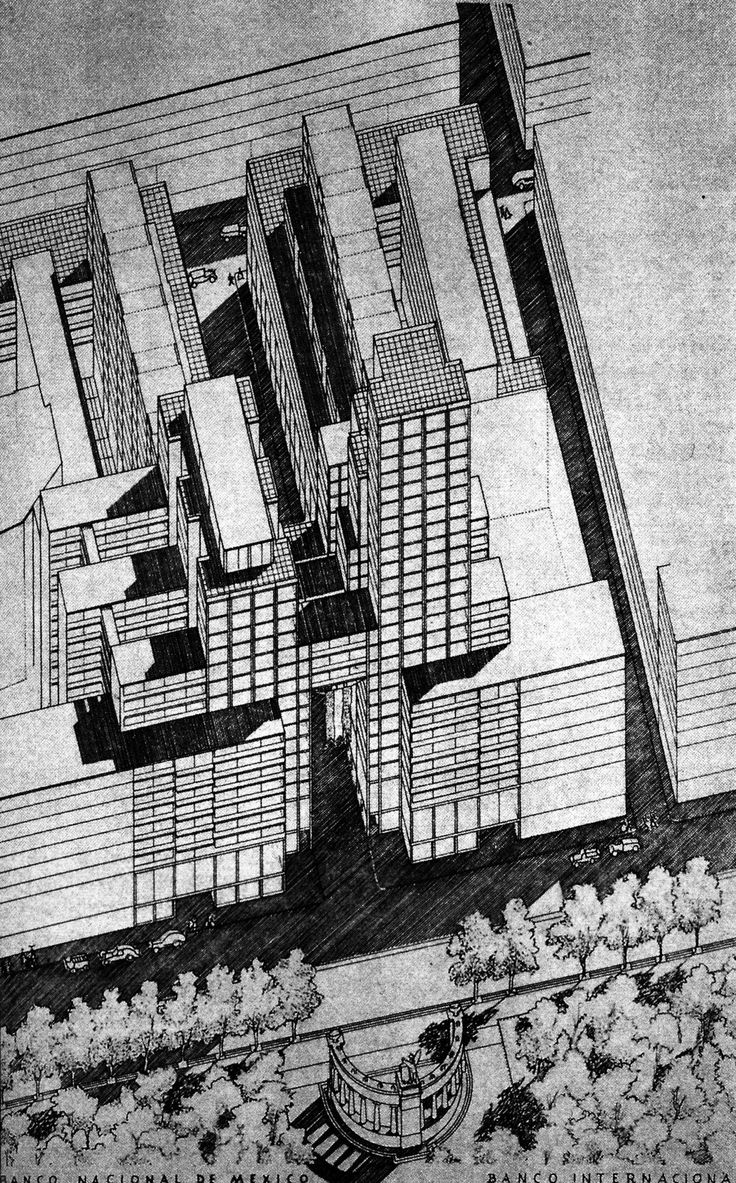 Hannes meyer development project for the manzana de corpus hannes meyer development project for the manzana de corpus christi mexico city mexico 1947 maestri pinterest architecture sciox Images