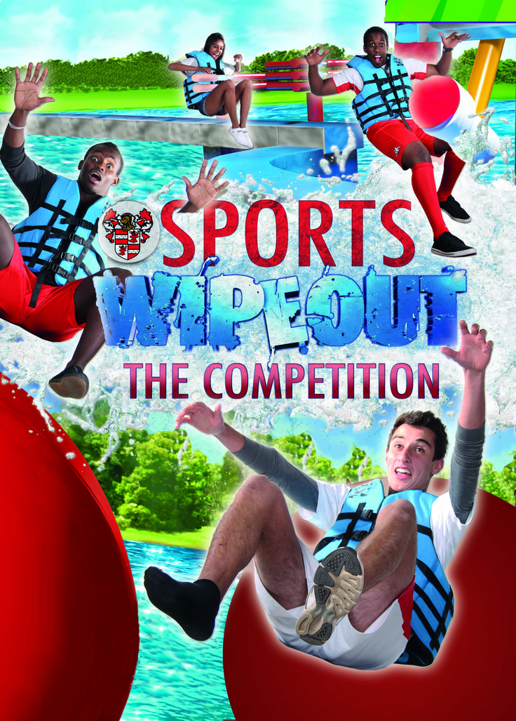 Sports Leader Poster - Reality TV Theme