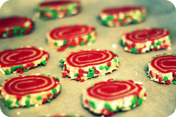 See Sarah Bake: Swirl Sugar Cookies