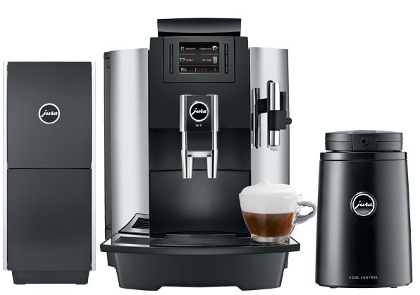 Jura WE8 Coffee Machine Package | Puregusto