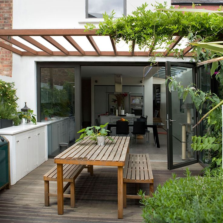 Garden decking ideas for small and large plots – Kay Williams