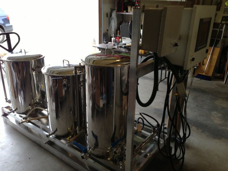 1 BBL garage system with automation - page 1 - Pimp My System - Homebrewers Association | AHA Forum