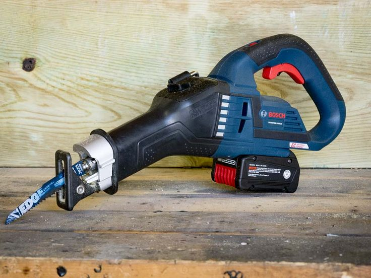 Unique Put simply the Bosch GSAV Reciprocating Saw has better performance ergonomics and features by leaps and bounds over the previous model and is a
