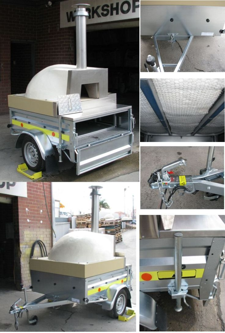 Portable wood fired pizza oven for sale - Looking For The Perfect Mobile Pizza Oven Then Look No Further Than Our Mobile Wood Fired Pizza Oven