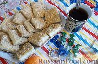 Фото приготовления рецепта: Творожные сырники - шаг №15