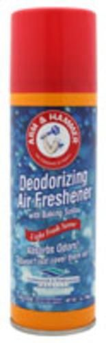 Imperial 85551 Arm & Hammer Deodorizing Air Freshener, 7Oz