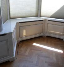 Radiatorombouw woonkamer