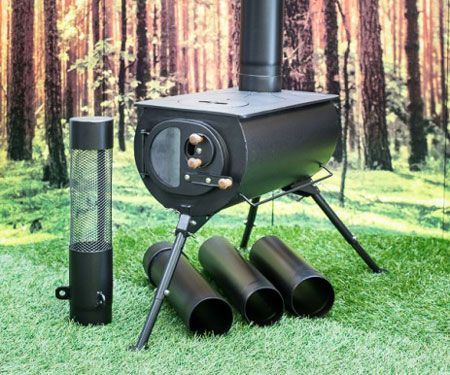 Portable Wood Stove - Best 25+ Portable Wood Stove Ideas On Pinterest Small Portable