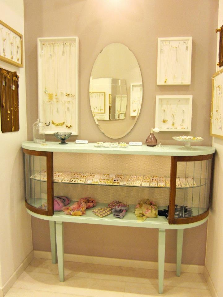Shlomit Ofir Rehovot Mall jewelry shop