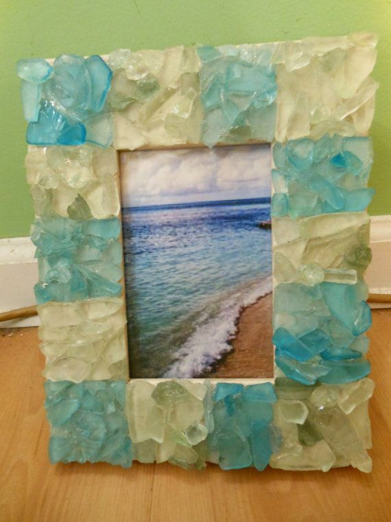 Best Sea Glass Craft Ideas Images On Pinterest Glass Craft